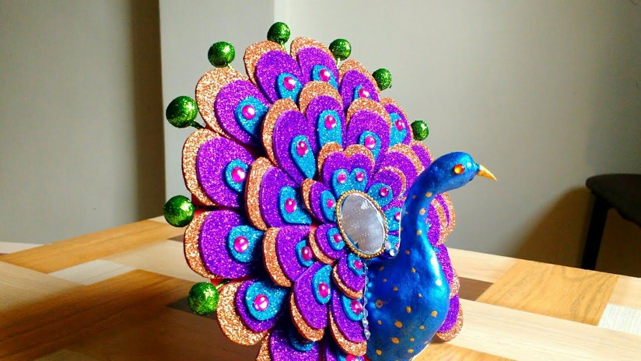 DIY How To Make Peacock Best