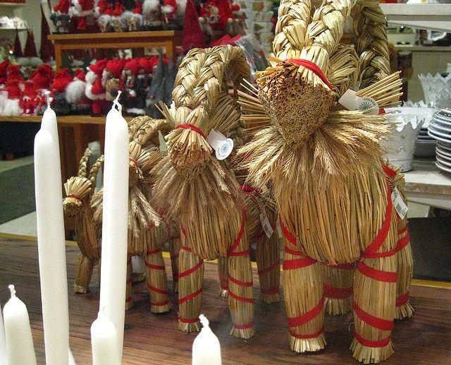 Julbocken Swedish Christmas Decorations, Scandinavian Christmas, Christmas  Fun, Yule Goat, Unusual Holidays - Julbocken Sweden Pinterest Swedish Christmas, Christmas And