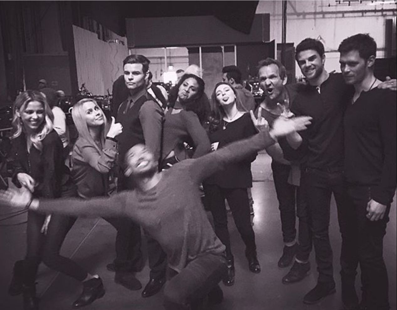 The Original Squad season 5 posted by Riley | The Originals | The