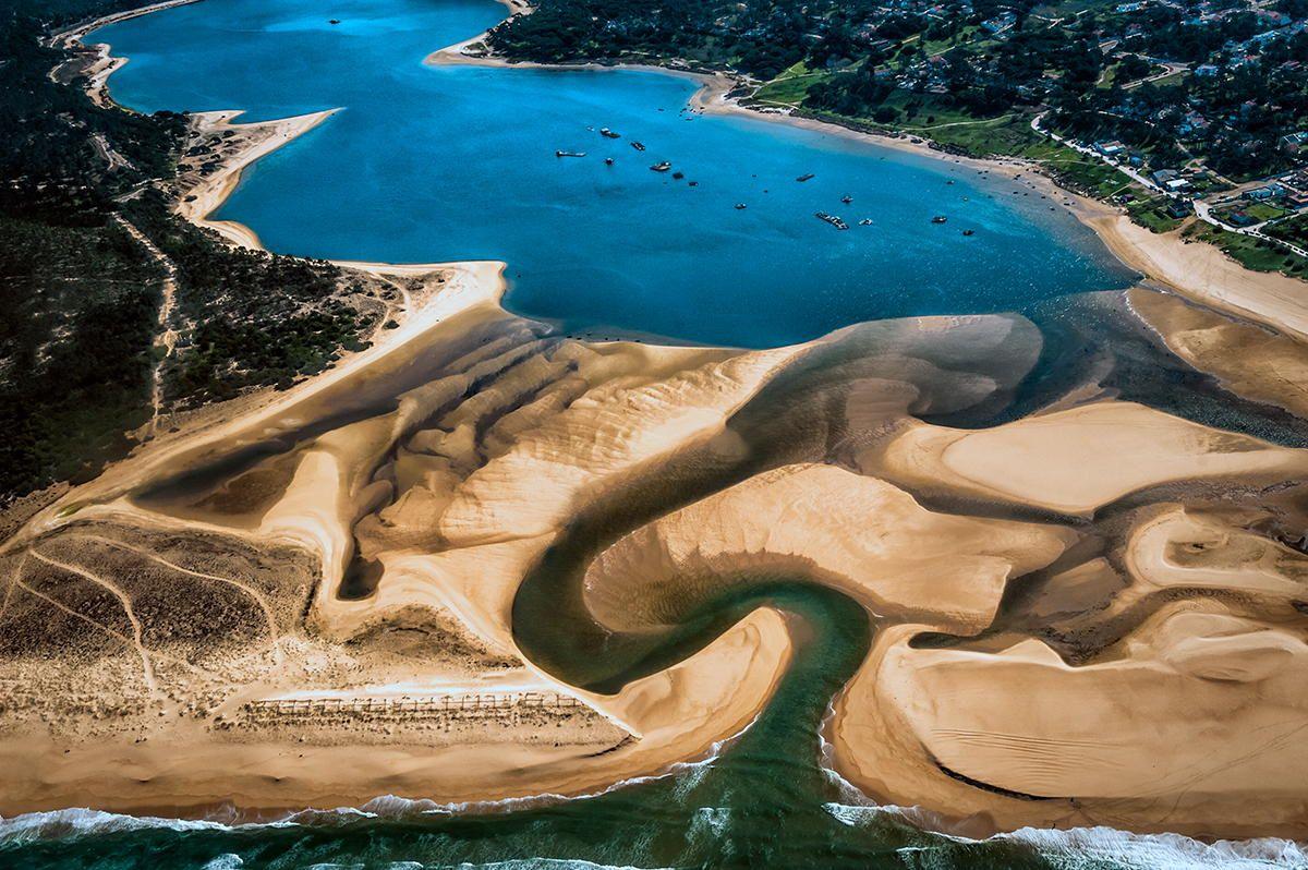 Lagoa de Albufeira, Portugal, Nuno Trindade