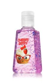 Cheeky Berry Pocketbac Sanitizing Hand Gel Anti Bacterial Bath