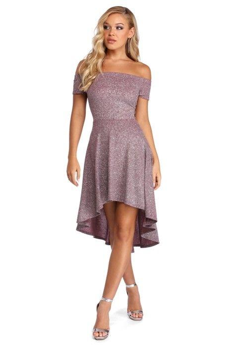 42bc1448825 Leave A Little Sparkle Dress