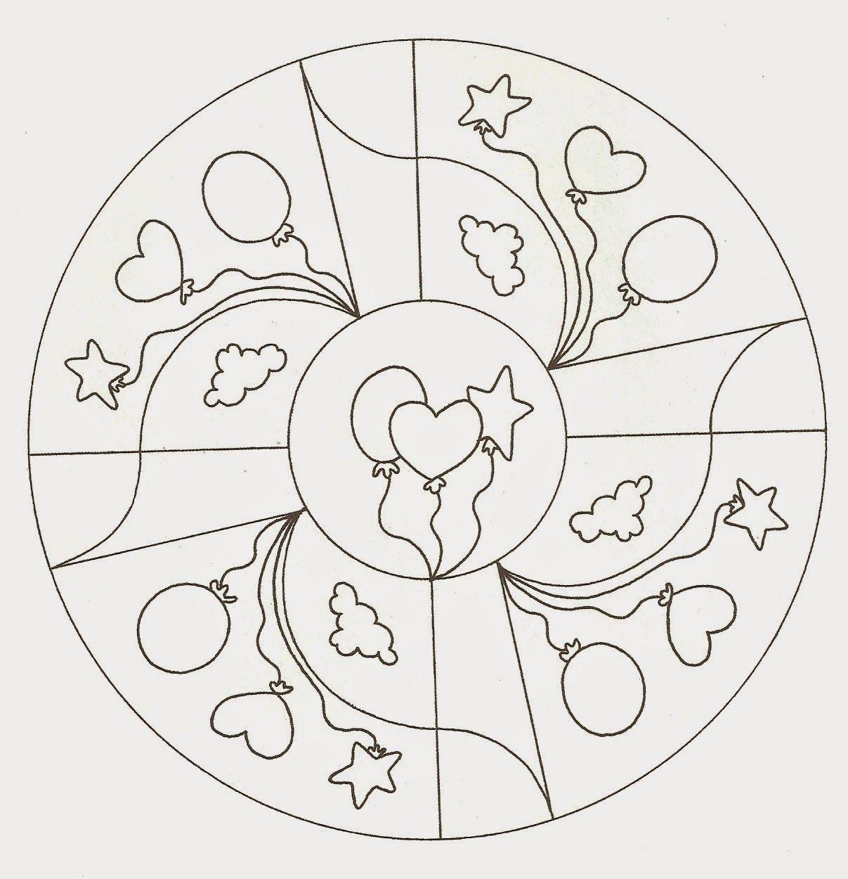 Mandalas Para Colorear Mandalas De Profesiones Mandalas Para Colorear Imagenes De Mandalas Mandalas Para Ninos