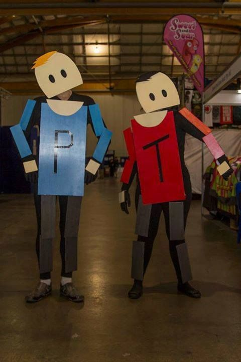 Terrance and Phillip | Costumes and Cosplay | Cosplay ...