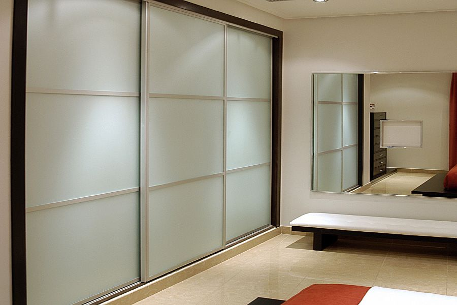 Six Panel Glass Door You Can Apply On Sliding Wardrobe Doors For Closet Organizer Which Togeth Glass Sliding Wardrobe Doors Closet Doors Sliding Wardrobe Doors
