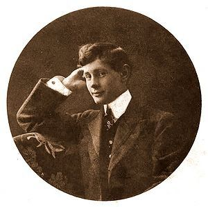 Jacques d'Adelswärd-Fersen (1880-1923) was a French poet and novelist