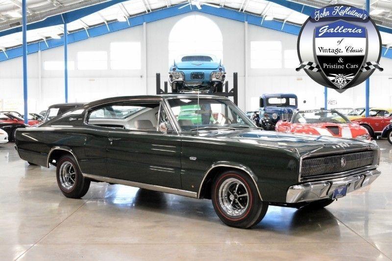 1967 Dodge Charger 426 Hemi 426 Hemi 2 X 4bbl For Sale Salem Oh