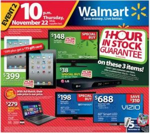 Black Friday 2012: Breaking News from Walmart Headquarters! You don't want to miss this!