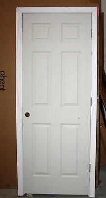 Doors 85892: Jeld Wen Prehung Interior Door 6 Panel 30 X 80 Lh White  Thdjw136501066