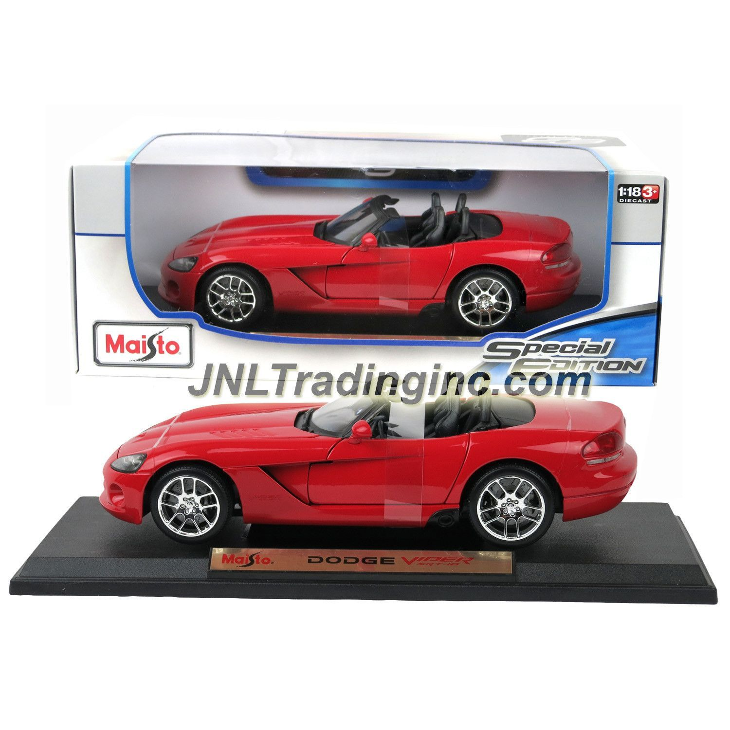 Maisto special edition series 1 18 scale die cast car red color sports coupe