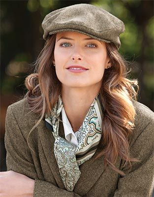 womens flat cap outfit - Google Search  58a41acbeac