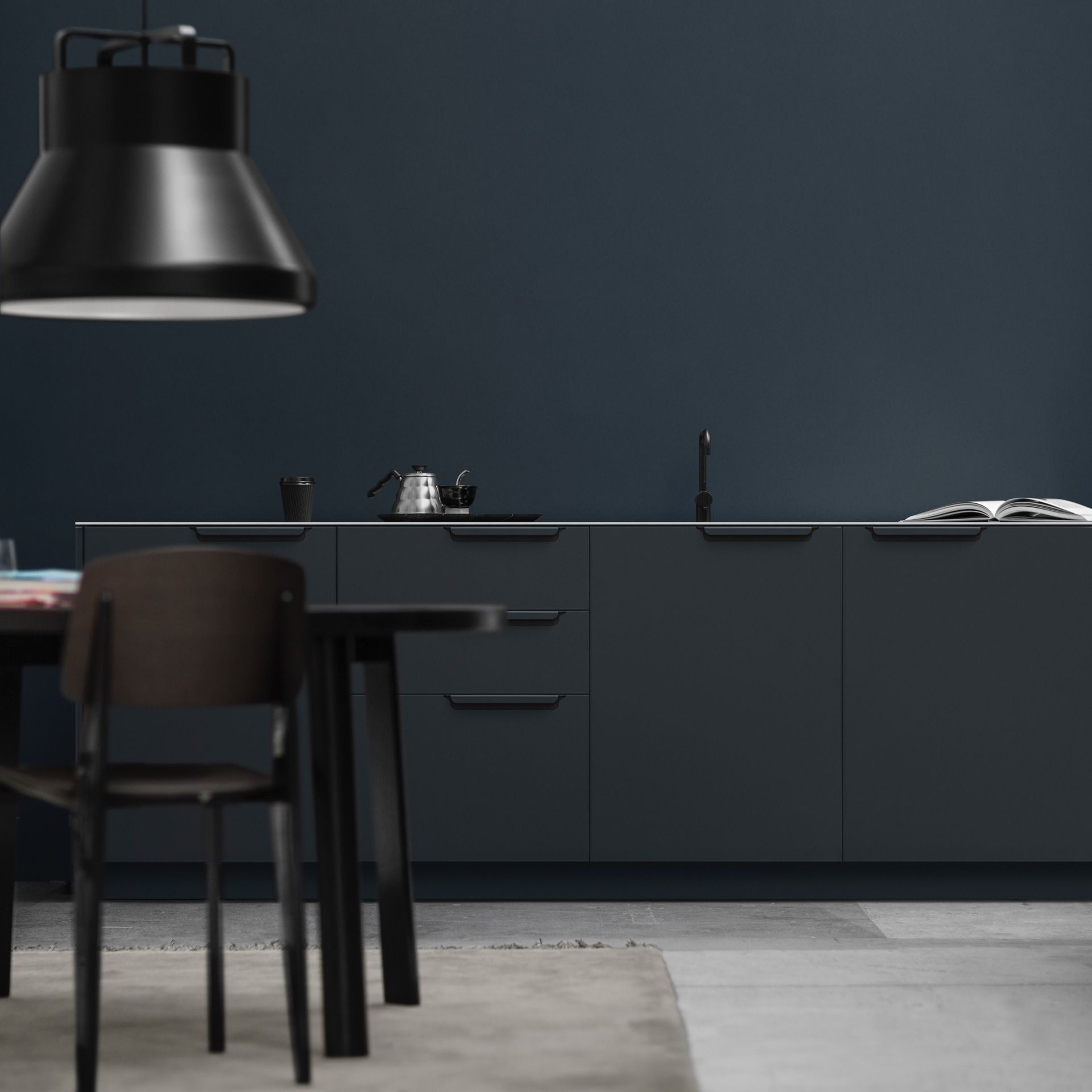 Ikea Küche, Küche