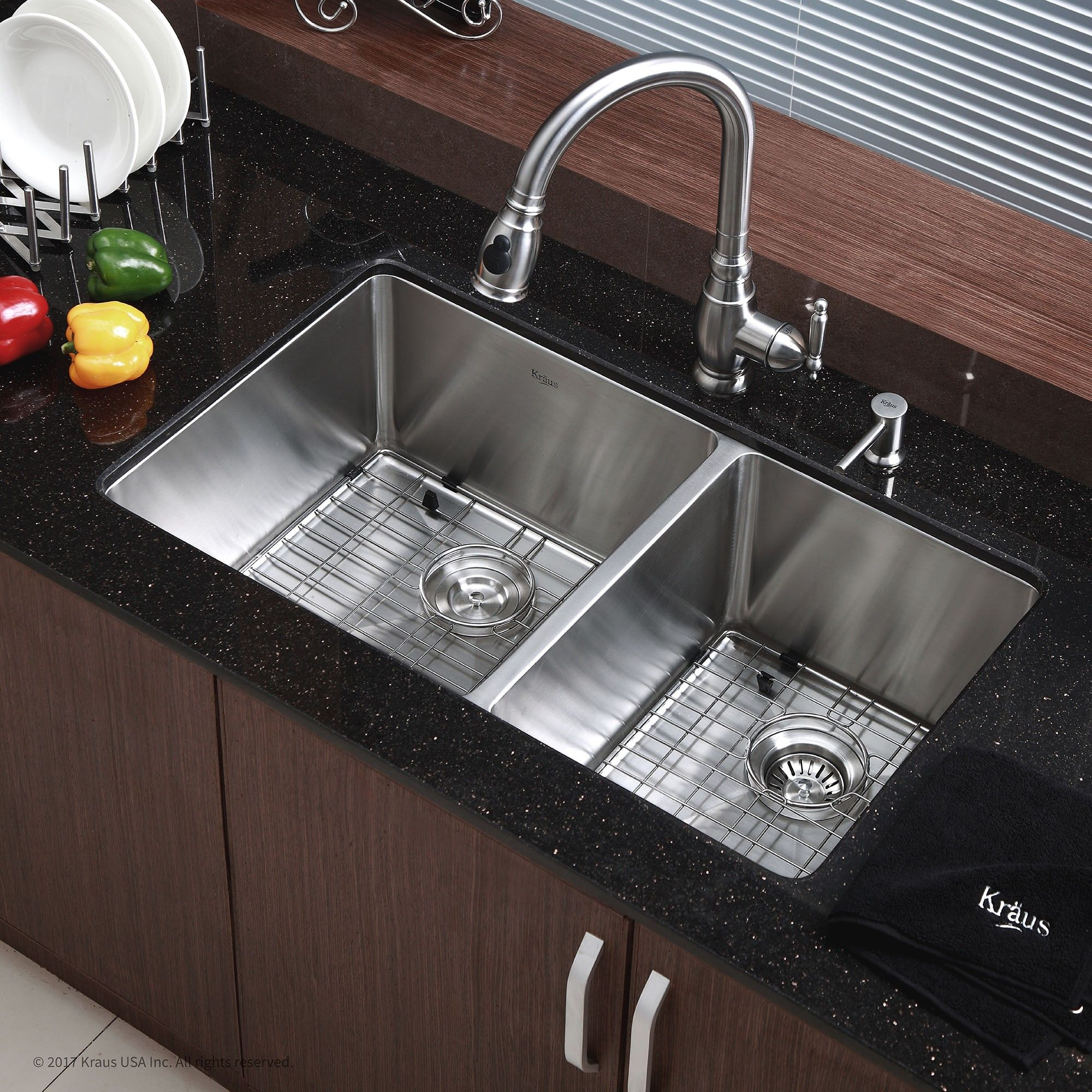 Extra Deep Basin Design With Gently Rounded Corners For Easy