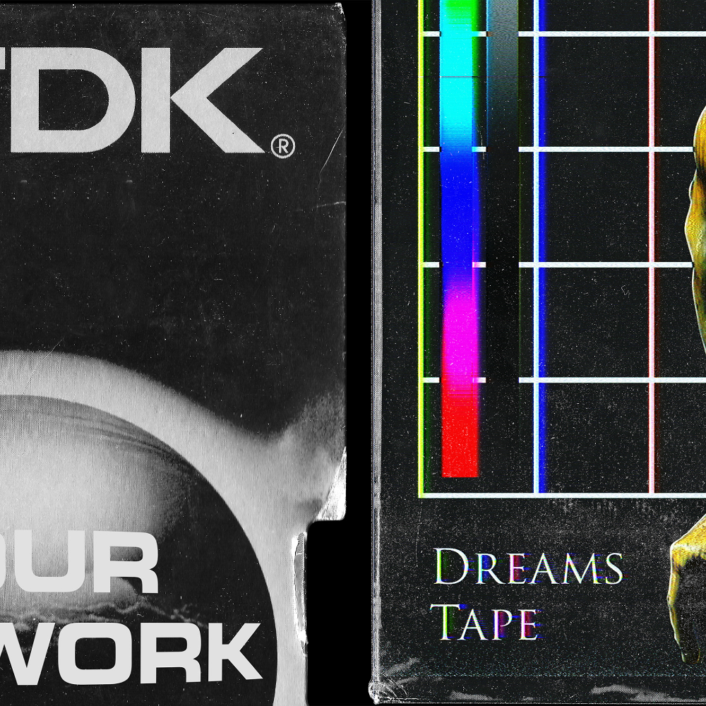Vhs Tape And Cover Mockup Psd Photoshop On Behance