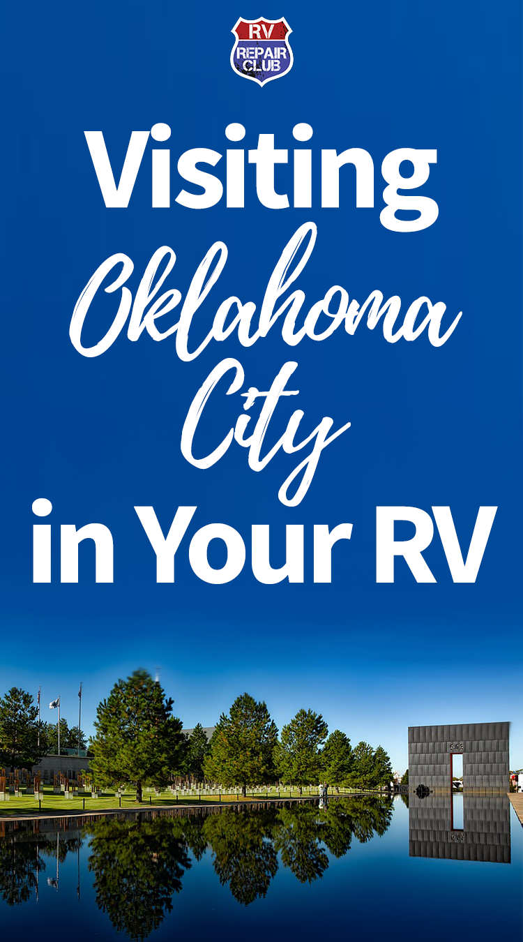On The Road With Sue A Visit To Oklahoma City Travel Tourism Road Trip Usa Travel Brochure