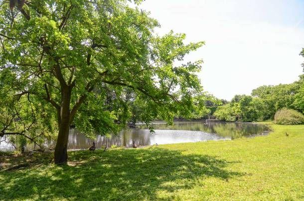 Fishing Crystal Lake Park In Englewood Lake Park Bergen Bergen County