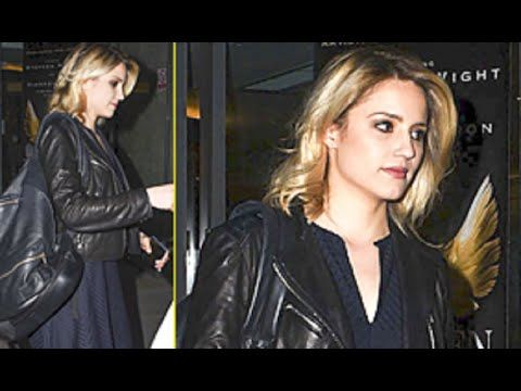 Dianna Agron Loves Surprising People With Her Acting Ability