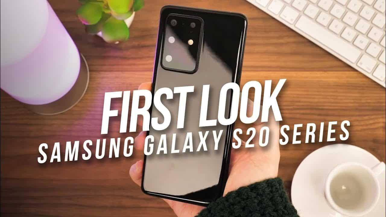 Ini Dia Samsung Galaxys20 Kameranya Bisa Nge Zoom Bulan 11 Februari 2020 Telah Ditetapkan Menjadi Tanggal Kelahiran Samsung Samsung Galaxy Samsung