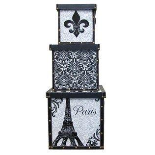 Paris & Fleur-De-Lis Box Set <3
