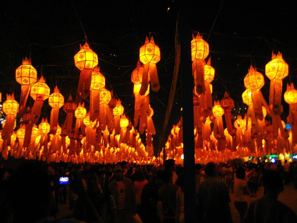 New Years Eve in Chiang Mai 2016, Fun Things to Do ...