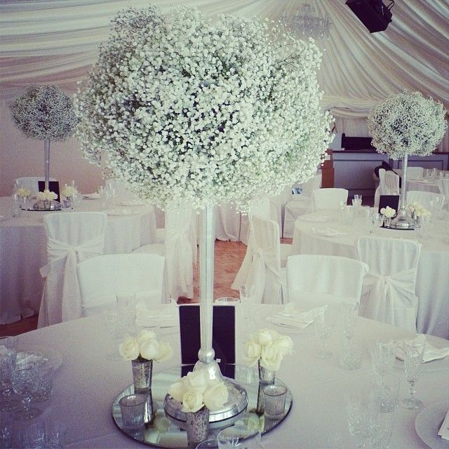 D5d7839e546011e39c9b0e29b2d17a82 8 Jpg 640 Wedding Arrangements Centrepieceswedding Table Decorationsflower