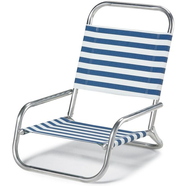 Cheap Beach Chairs Twin Sleeper Chair Mattress 77199 Sun Sand Aluminum Frame Gear