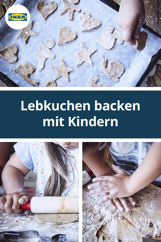 DRÖMMAR Förmchen, VINTERSAGA Pfefferkuchenteig, DUKTIG Back-Set und auf ans Backen mit Kindern #ikeadeutschlandweihnachten