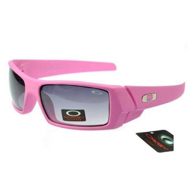 oakley discount store  $15.99 Discount Oakley Gascan Sunglasses Purple Lens Pink Frames ...