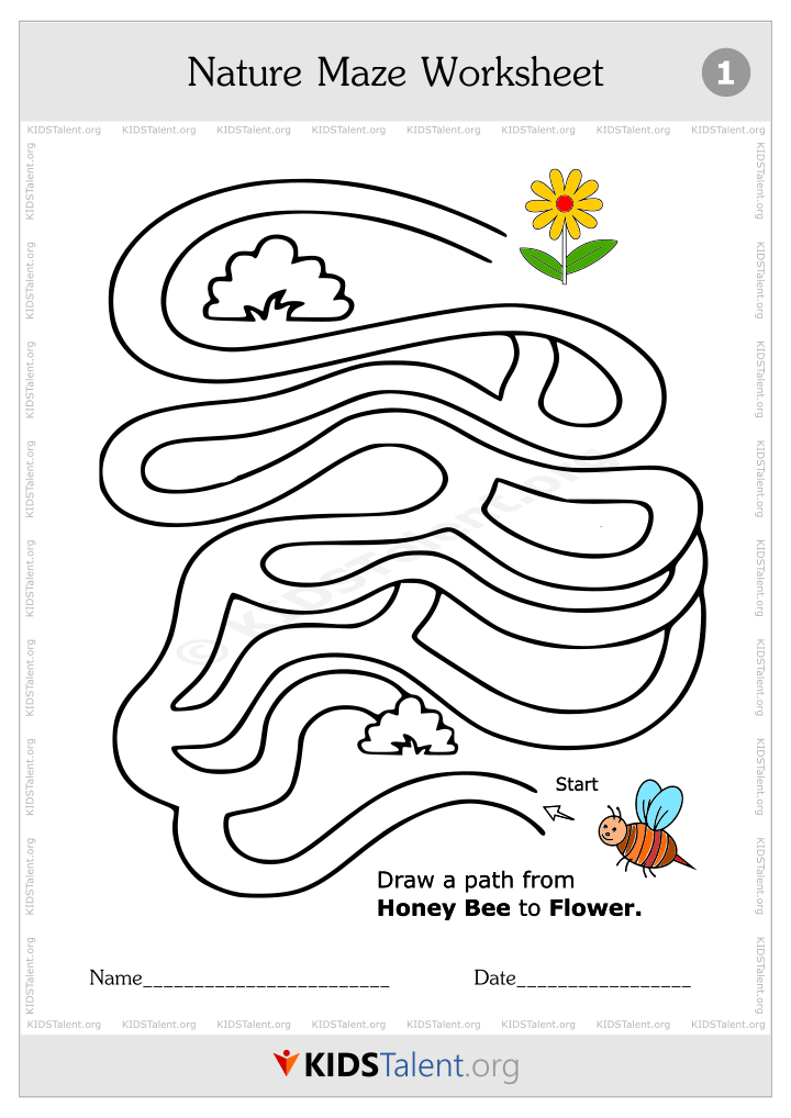 This is an image of Dashing Vale Design Free Printable Maze