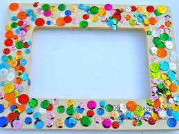 Image Result For Kids Craft Decorate Frame Arts And Crafts