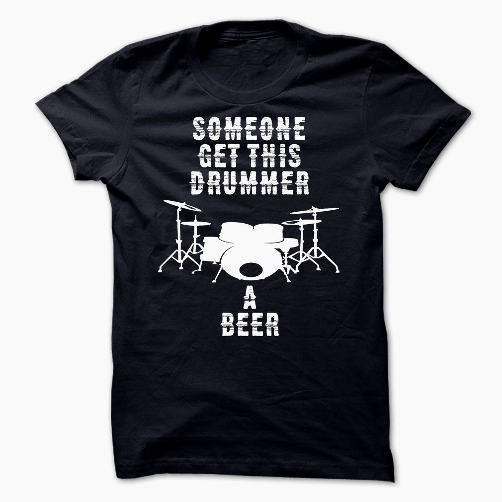 Someone Get This Drummer A Beer