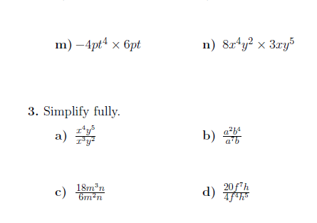 Index Notation Multiplication And Division Laws Worksheet With Solutions Math Expressions Maths Ncert Solutions Multiplication And Division