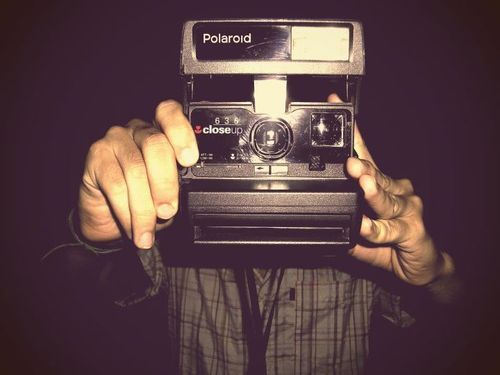Camera Vintage Tumblr : Vintage polaroid camera tumblr 2133 loadtve