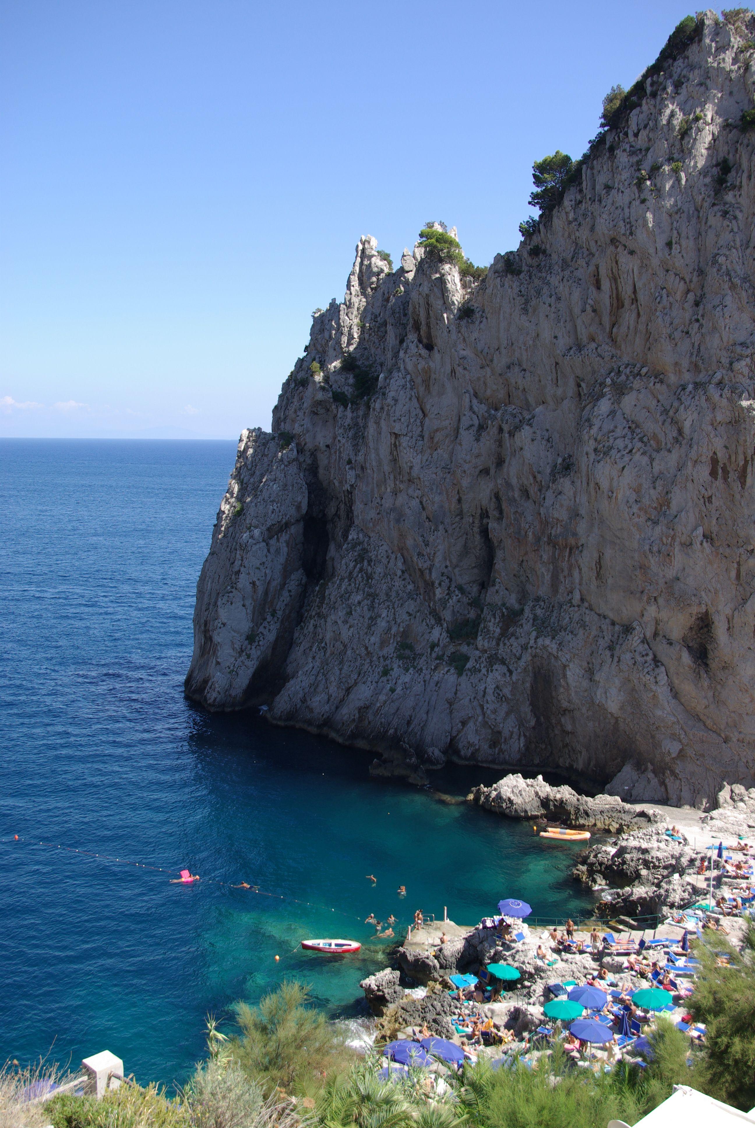Capri Plage Da Luigi