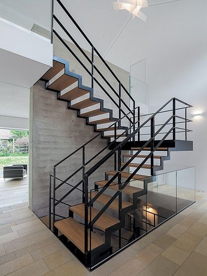 traumh user ein stadthaus am waldrand 2018 stairs pinterest escalier industriel. Black Bedroom Furniture Sets. Home Design Ideas