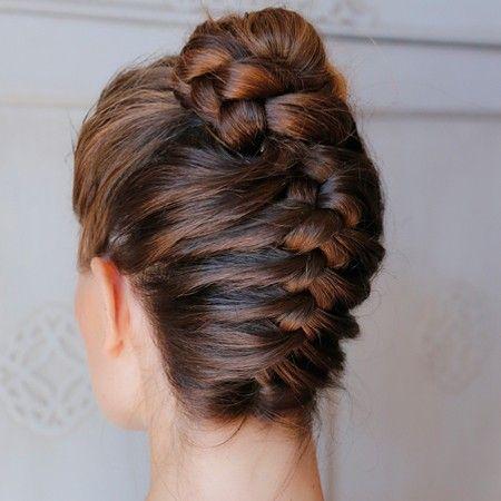 Chignon Tresse Recherche Google Hair Styles Bride Hairstyles Hairstyle