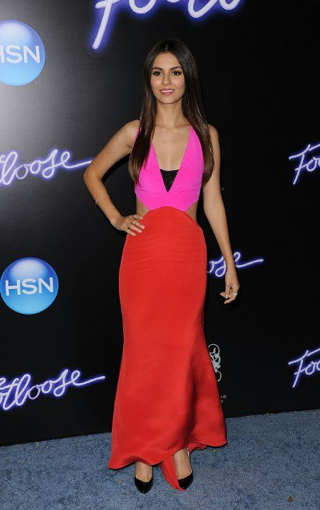 Victoria Justice at event of Footloose (2011)