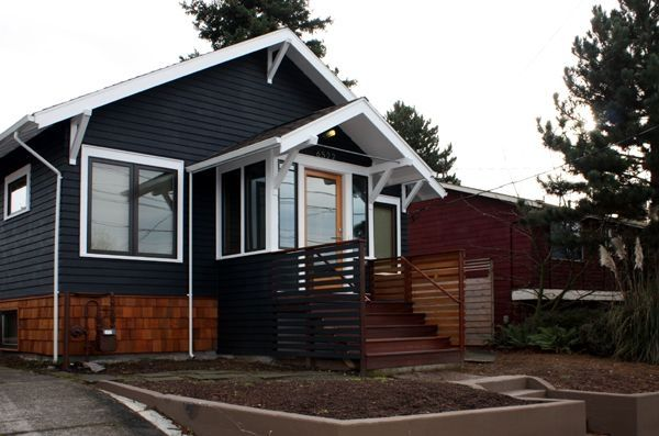 "Benjamin Moore Aura Exterior in ""soot"" (Seattle Paint Supply) by ..."