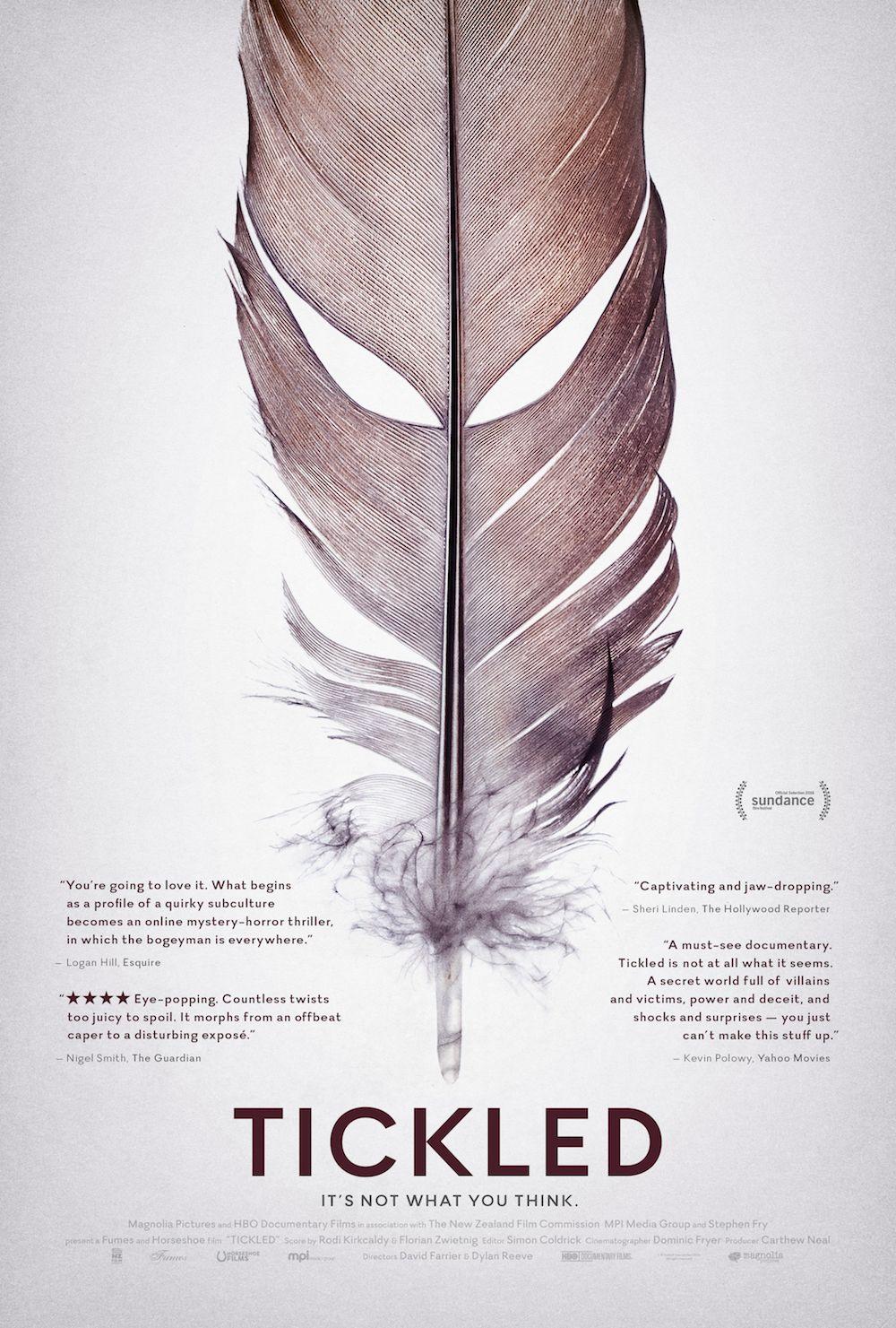 Strange Documentary Tickled Gets A Trailer Film Pulse Tickled Movie Tickled Documentary Documentaries