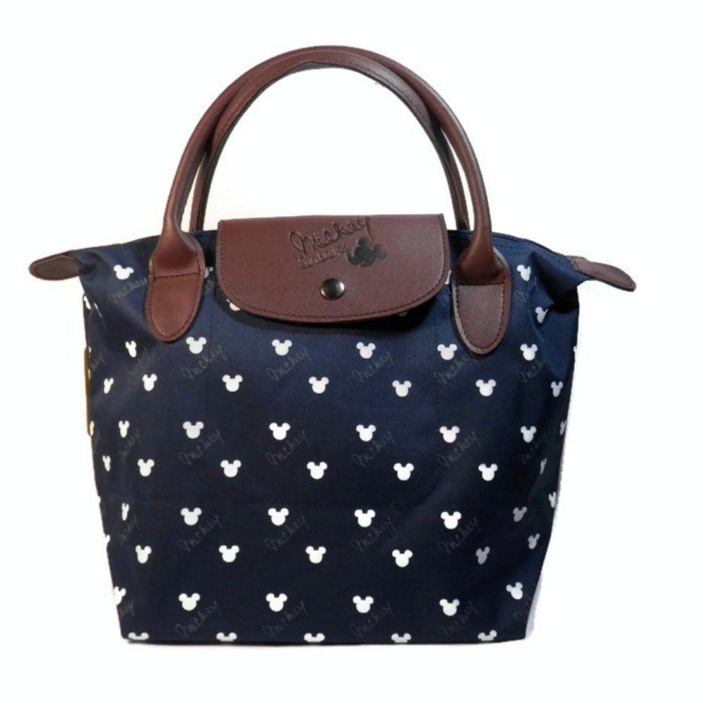 f0d69be43cf8 Disney Discovery- Mickey Mouse Longchamp Bag