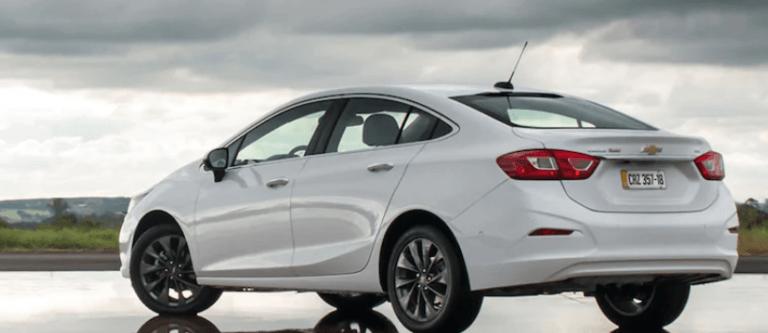 Novo Chevrolet Cruze 2020 Consumo Precos Ficha Tecnica Em