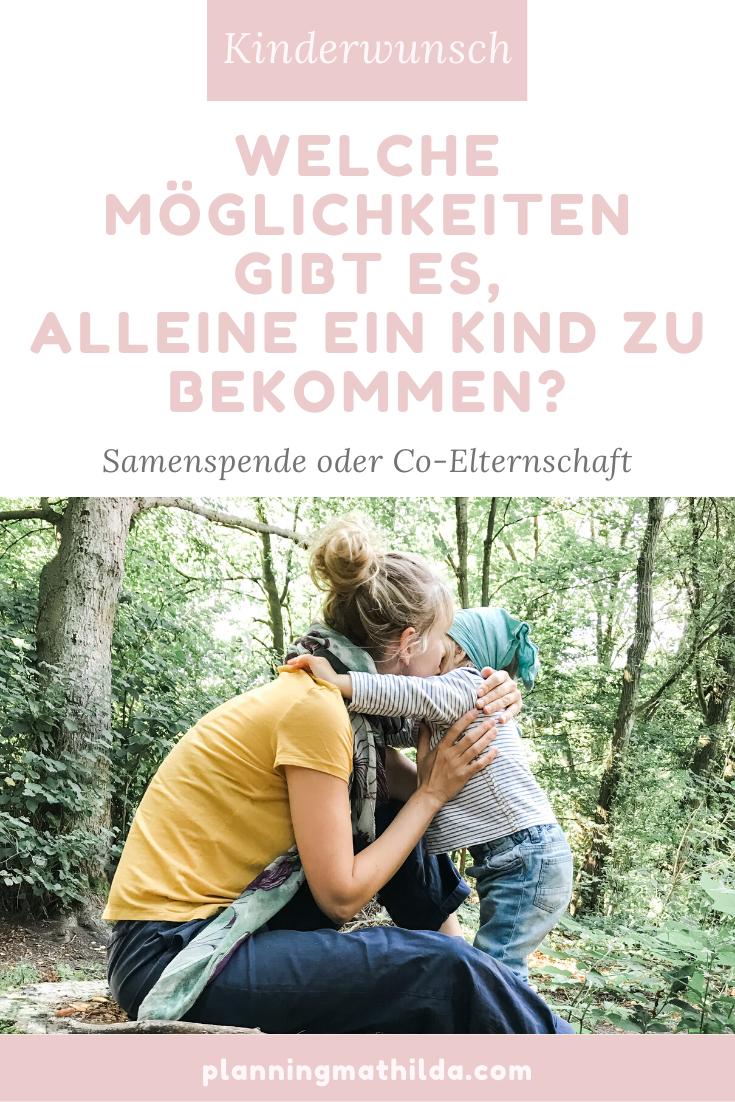Kinderwunsch single frau deutschland