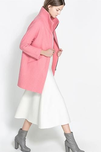 Coats perfect for cold nights out on the town