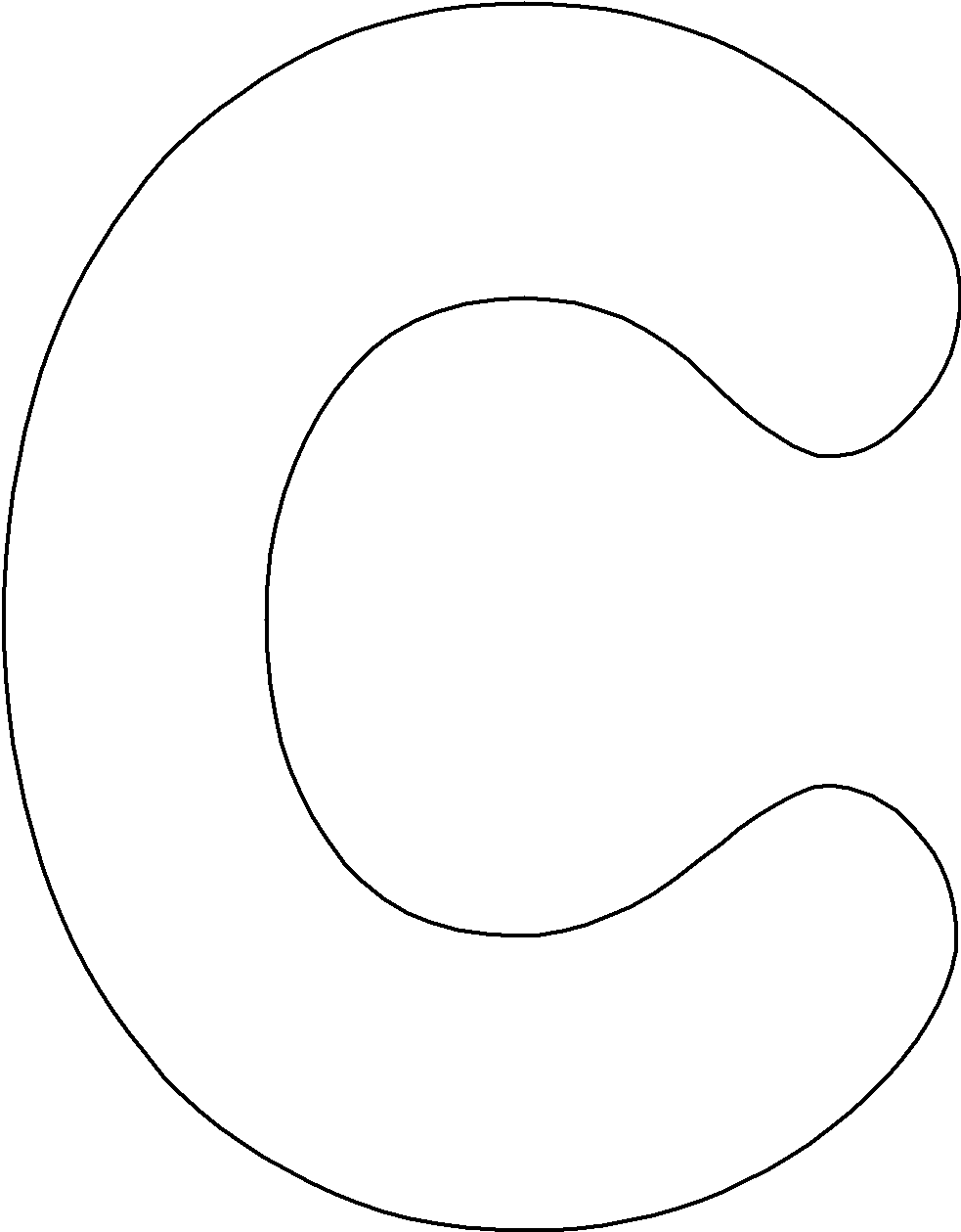 lower case c | Abc coloring pages, Writing worksheets ...