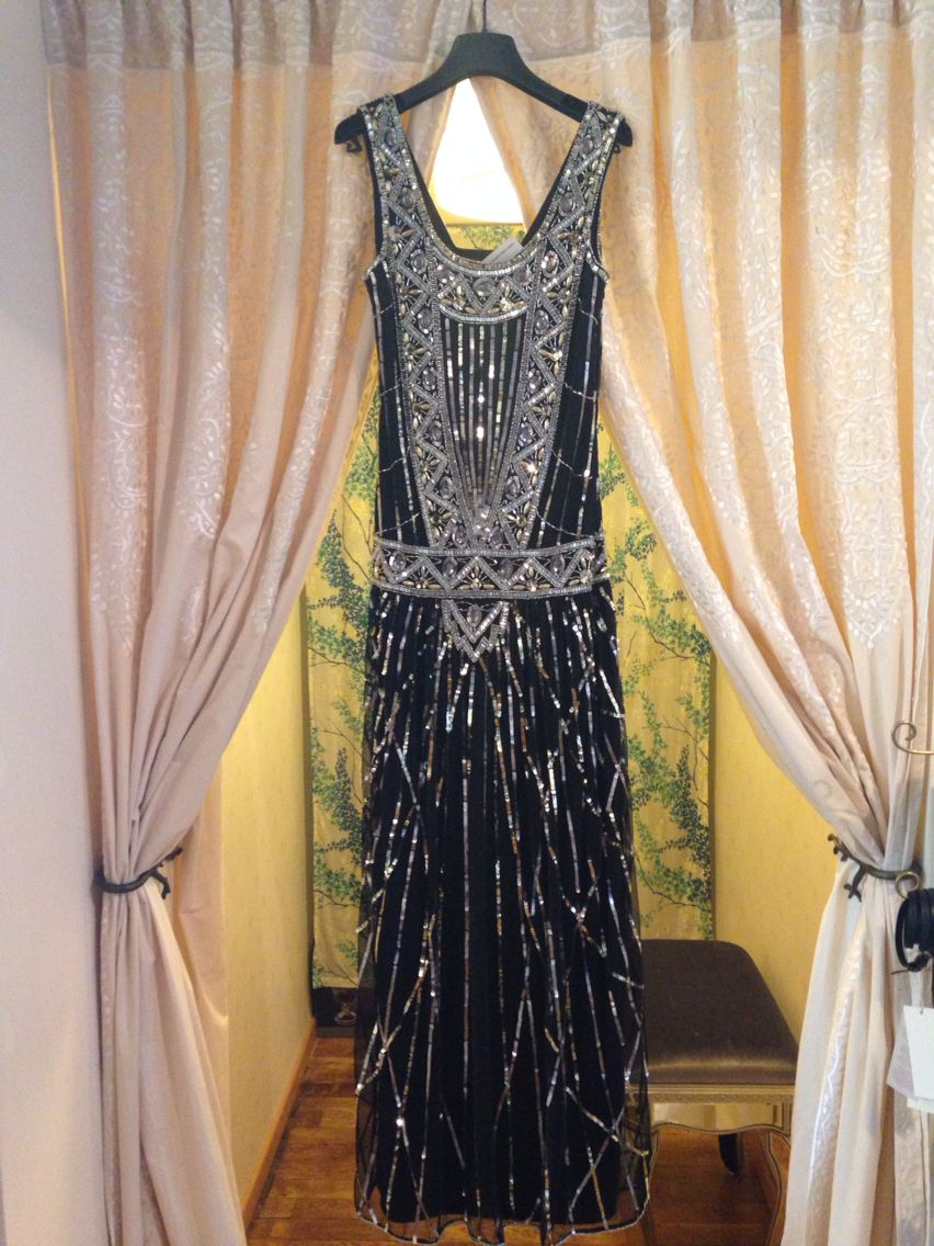 Gatsby Style 20s Kleid von Frock & Frill bei Liebling in Köln ...