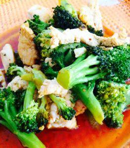 wok paléo