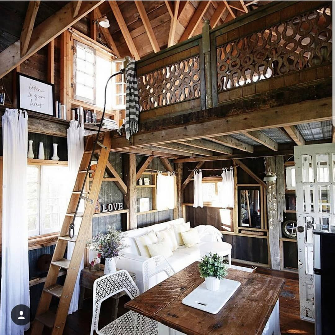 Tiny House Movement On Instagram Treehouse Retreat In