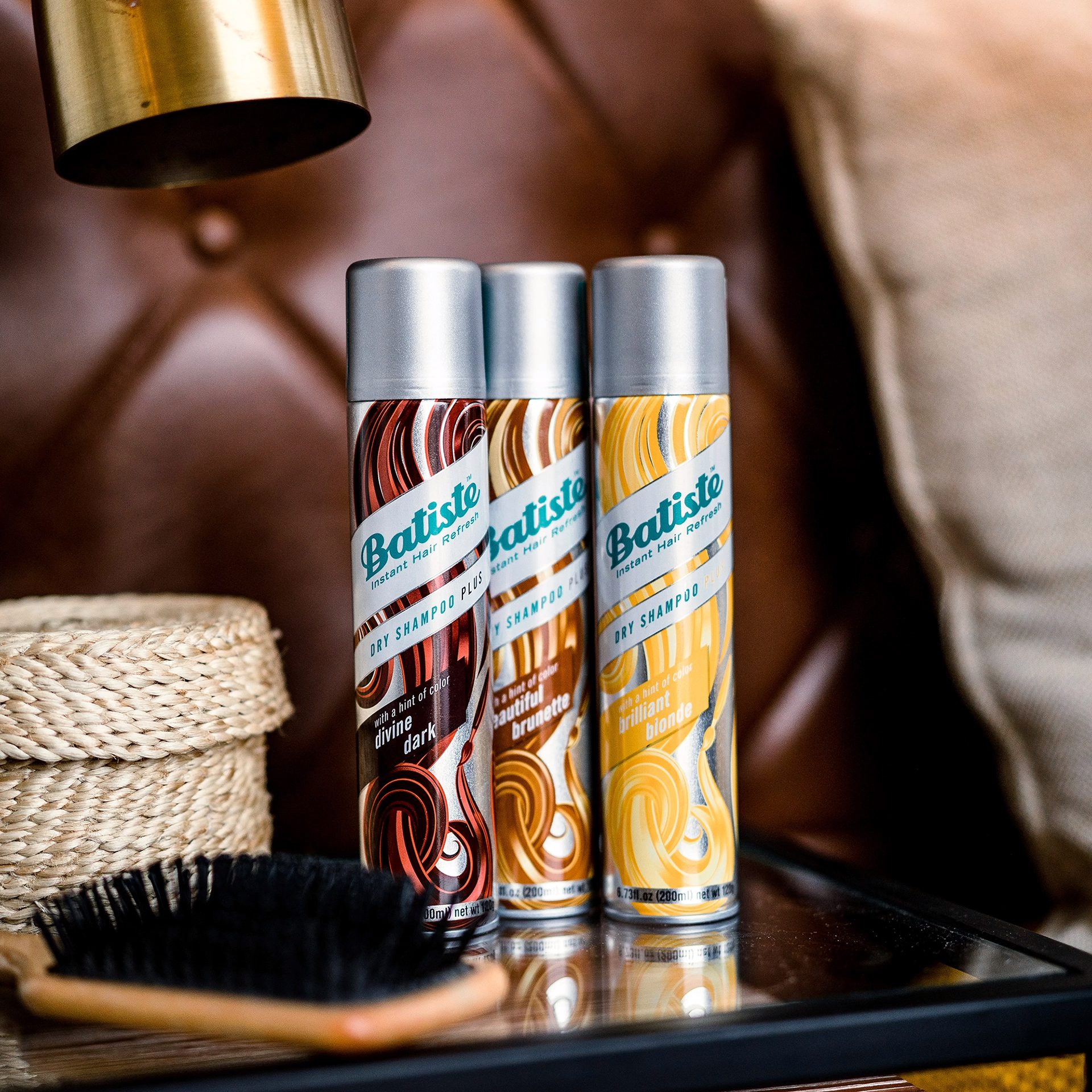 Batiste Will Make You It S The Dry Shampoo That Perfectly Matches Any Hair Hue Video Dry Shampoo Brown Hair Dye Dry Skin Care
