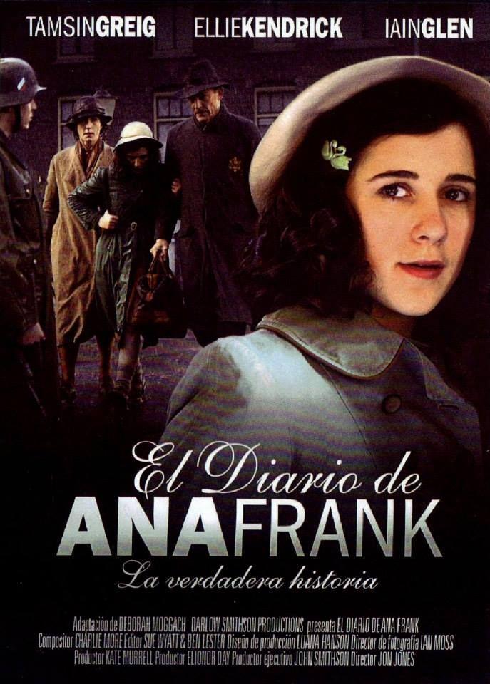 The Diary Of Anne Frank 2009 El Diario De Ana Frank Frank Pelicula Peliculas Cine