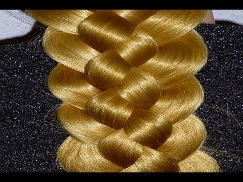 5 Strahnen Zopf Flechten Ausfuhrliche Detaillierte Anleitung Fur Anfanger 5 Strand Braid Peinados Zopfe Flechten Haare Flechten Zopf Zopffrisuren